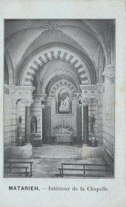 MATARIEH , Egypt , 00-10s ; Interieur de la Chapelle