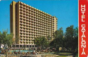 Spain Benidorm Hotel Catalonia