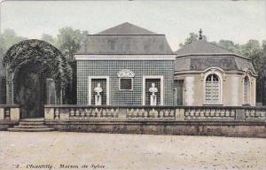 France Chantilly Maison de Sylvie
