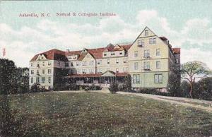 North Carolina Asheville Noral & Celiegiate Institute