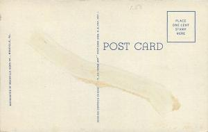 Meadville Pennsylvania~Odd Fellows' Home for Children~IOOF Orphanage~1933 Linen