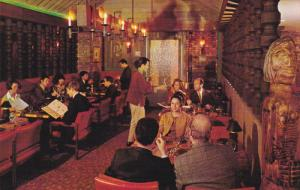 Three Greenhorns Restaurant , VANCOUVER , B.C. , Canada , 50-60s