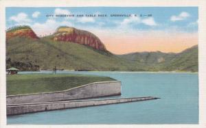 City Reservoir and Table Rock, Greenville, South Carolina, 30-40´s