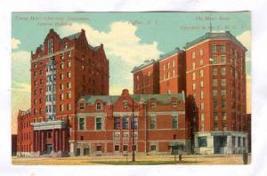 Young Men's Christian Association, Central Building, Buffalo, New York, 00-10s