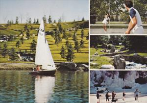4-Views, Sail Boat, Tennis, Skiing, Sundance Lake Community, Calgary, Alberta...
