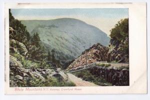 Gateway Crawford Notch White Mountains NH Leighton ca 1910