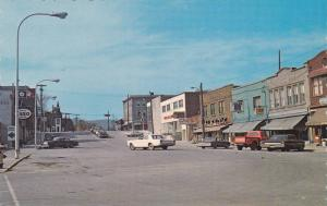 Canada Road , North , Edmundston , New Brunswick , Canada , 50-60s
