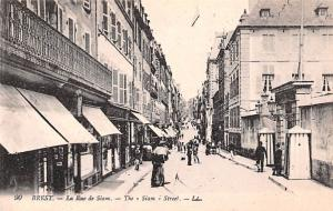 Brest France The Siam, Street Brest The Siam, Street