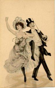 Dapper Dancers