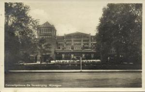 netherlands, NIJMEGEN, Concert Hall Vereeniging, Architect Oscar Leeuw