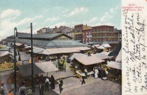 ANNAPOLIS , Maryland , 00-10s; Aerial view, Lexington Market