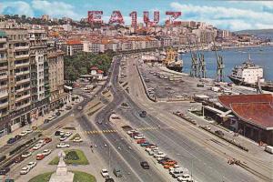 Spain Santander The Harbour