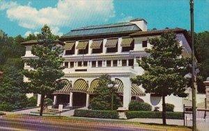 Maurice Bath House Famous Million Dollar Bath House Row Hot Springs National ...