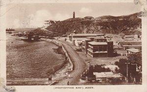 RP; ADEN, Yemen; Postoffice Bay, 30-50s