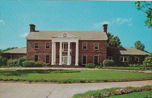 Governors Mansion Little Rock Arkansas