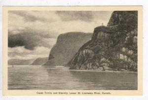 Capes Trinity & Eternity, Lower St. Lawrence River, Canada, 1900-1910s