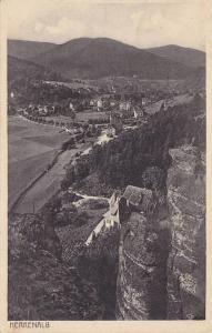 Bird's Eye View of HEERENALB, Baden-Wurttemberg, Germany, 10-20s