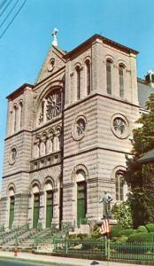 MA - Lowell, St. John The Baptist Roman Catholic Church (Now Closed)