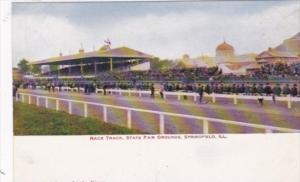 Illinois Springfield Race Track State Fair Grounds