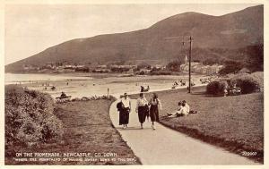 On The Promenade, Newcastle Co. Down