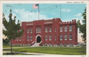 Ohio Ashland The Armory Curteich