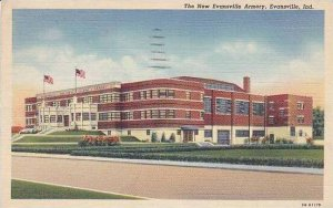 Indiana Evansville The New Armory