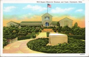 Will Rogers Memorial Museum and Tomb, Claremore