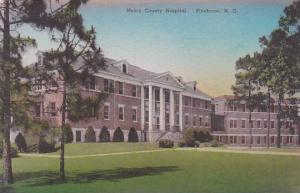 North Carolina Pinehurst Moore County Hospital Albertype