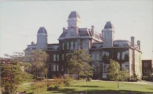New York Syracuse Languange Arts Building Syracuse University