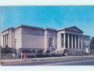 Unused Pre-1980 MUSEUM SCENE Baltimore Maryland MD d9398