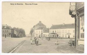 Camp de Beverloo. Place des Princes, PU-1911 Belgium