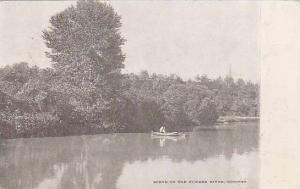 Toronto , Ontario , Canada , 00-10s ; Scene on Humber River