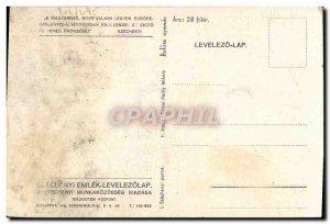 Postcard Old Emlek Levelezolap
