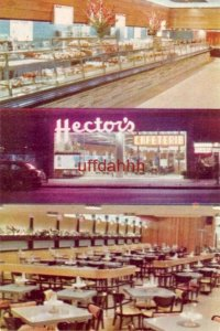HECTOR'S New York's Most Famous Self-Service Restaurants, 4 locations 16 Apr 57