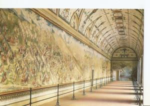 Postal 048435 : El Escorial. Monasterio. Sala de las Batallas