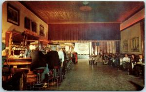 Tombstone, Arizona Postcard CRYSTAL PALACE SALOON The Town too Tough to Die