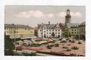 RP  Darmstadt, Germany, 1940s marktplatz