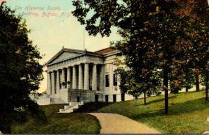 New York Buffalo The Historical Society Building
