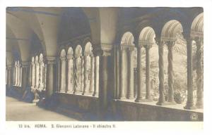 RP; ROMA (Rome) , S. Giovanni Laterano - Il chiostro II , ITALY , 00-10s