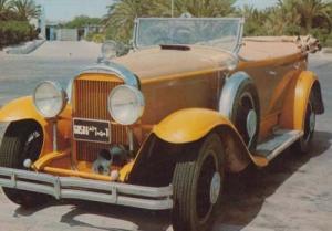 Buick 1938 Car Rare Photo Postcard