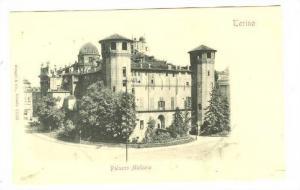 Palazzo Madama, Torino (Piedmont), Italy, 1900-1910s
