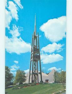 Unused Pre-1980 CHURCH SCENE Stamford Connecticut CT A7639