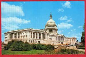 UNITED STATES CAPITOL, WASHINGTON D.C.   SEE SCAN