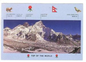 Mts , Top of the World, NEPAL , 70-80s