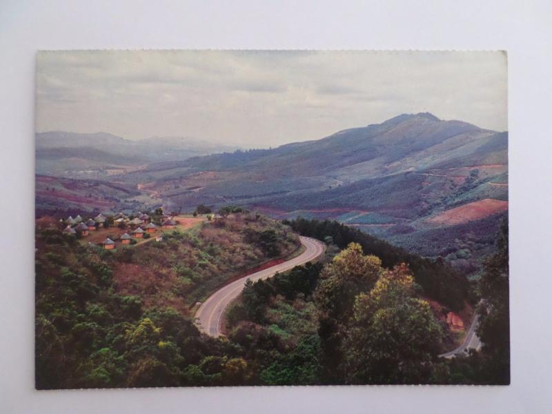 SOUTH AFRICA AFRIQUE DU SUD AFRIKA NORTHERN TRANSVAAL MAGOEBASKLOOF 1960s PC z1