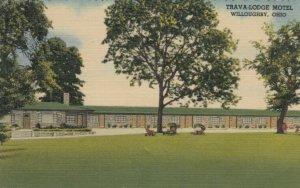 WILLOUGHBY , CLEVELAND, Ohio, 1930-40s; Trava-Lodge Motel
