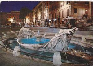 Italy Roma Piazza di Spagna