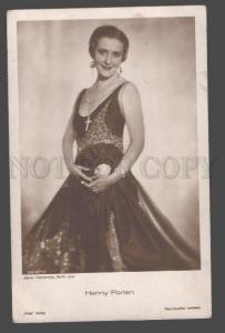 107097 Henny PORTEN German MOVIE Actress BELLE Vintage PHOTO