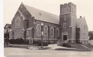 RP; First Congregational Church, FAIRMONT, Minnesota, 1930-1950s