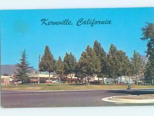 Pre-1980 HARDWARE STORE BEHIND PARK Kernville - Near Bakersfield CA H2880